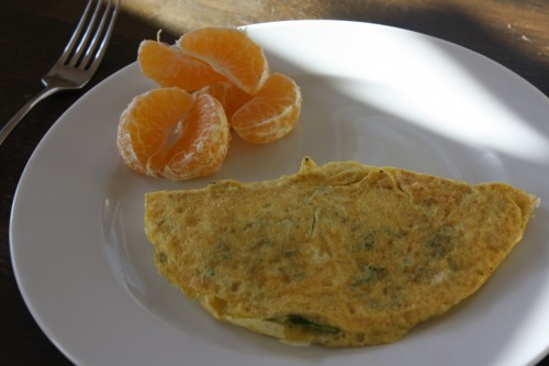Paris-Inspired Omelet