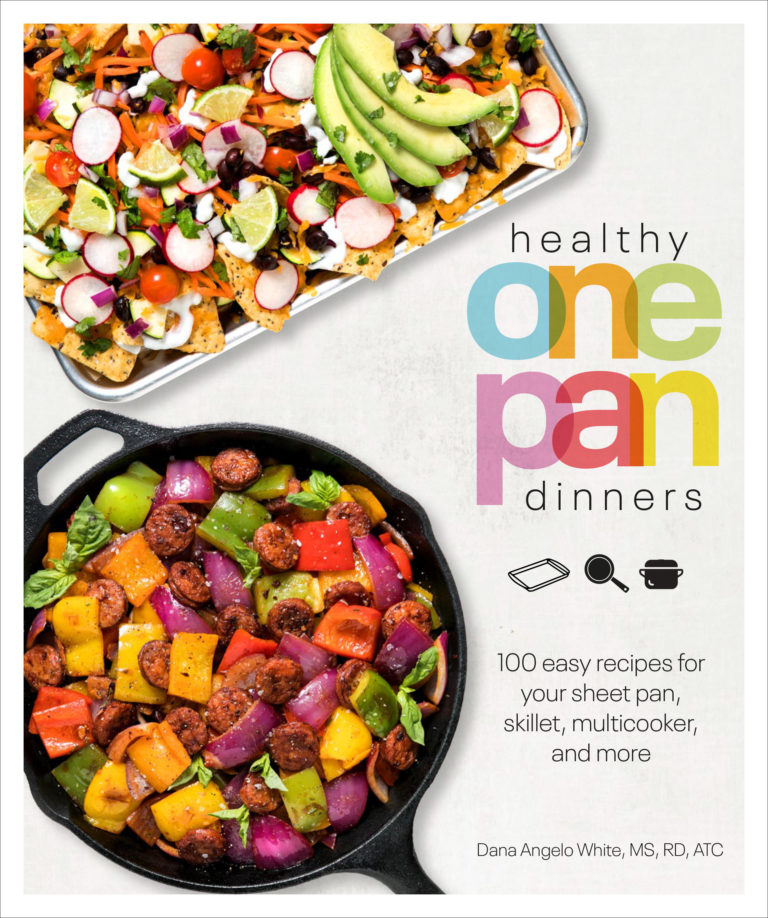 Healthy One Pan Dinners Cover