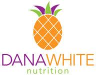 dana white nutrition logo